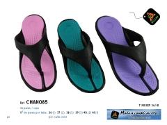 Chanclas mujer - beleza shoes