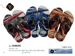 Chanclas ni�os - beleza shoes