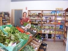 Bio mercearia - moncarapacho - portugal - algarve