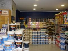 moquetas,suelos de pvc,tarima,molduras corcho,parquet,etc...