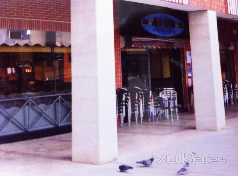 Foto local hosteler a en bilbao for Decoradores de interiores en bilbao