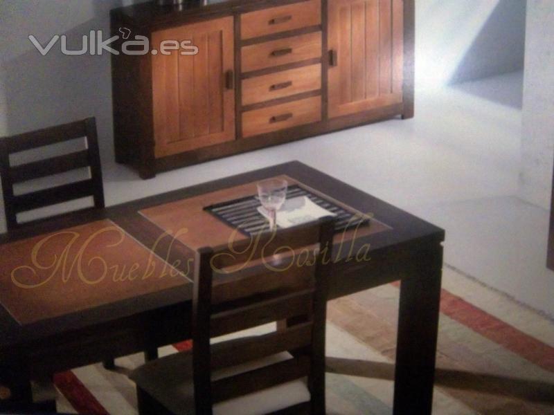 Muebles de hervas rosilla for Muebles hervas