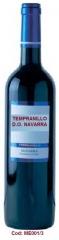 Tempranillo wine d.o.navarra