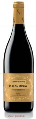 Gran reserva d.o.ca. rioja  alcohol: 13.5% vol. total acidity: 5.8 g/l harvest date: 1st  week of oc