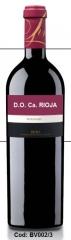 Maturana wine d.o. ca. rioja  vineyards: own family vineyards in la esperilla plot. this is a loamy
