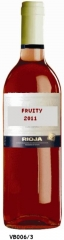 Rioja d.o.c. ros� wine origin: grapes from vineyards within the rioja d.o.c. varieties: garnacha and