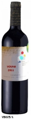CHILE RED WINE ORIGIN: Red wine from Colchagua Valley (Chile, IV Region). VARITIES:  Carmenere 100%