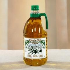 Aceite de oliva virgen con d.o. del bajo aragon en formato de 2 y 5 l