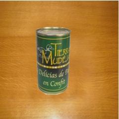 Delicias de pato en confit 5 uni por lata