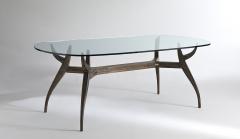 Mesa de comedor en madera de casta�o