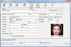 Gestpel.com : ficha cliente ejemplo