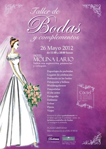 Taller de bodas M�laga 2012