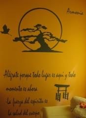 Mi filosof�a: vivir el momento, estar en el presente y no sufrir por lo que vendr�. estar en paz!!!
