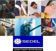 Sedel aircomp systems accesorios para todo uso - compresores