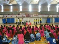 Torneo femenimo de baloncesto san javier
