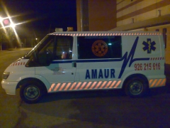Ambulancia convencional o de traslado