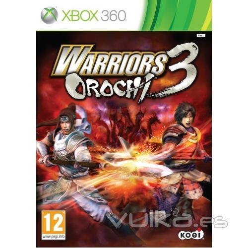 Foto: Warriors Orochi 3 Xbox 360