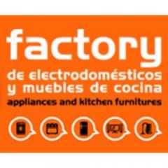 Factory de electrodomésticos y muebles de cocina
