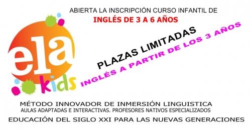 Inglés para niños San Pedro de Alcantara, Marbella, Nueva Andalucia, Estepona