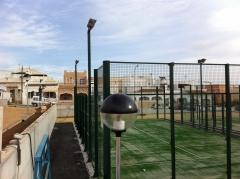 Instalacion la raqueta san miguel de salinas