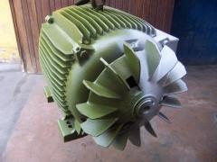 bobinado y reparacion de motores electricos en madrid