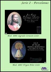 Lapidas de granito,laser,ceramicas,cristal