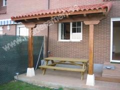 Maderamen - estructuras y casas en madera s.l. - foto 12
