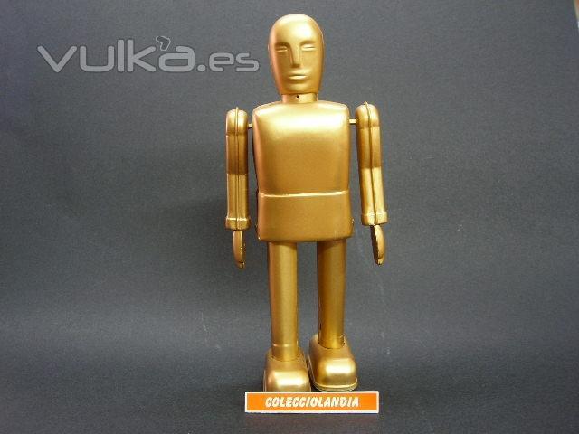 colecciolandia.com ( Robot de Hojalata con mecanismo de cuerda )