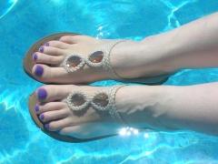 Pedicura para estar guapa todo el verano!!!