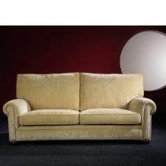Sofa 3 plazas en tela a elegir.