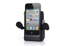 Interfaz para iphone: mejora la calidad de grabaci�n del sonido