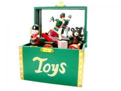Colecciolandia.com ( caja musical ) la mejor tienda de juguetes de hojalata,madera y cartón