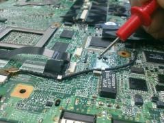 Reparaci�n de ordenadores de sobremesa y port�tiles