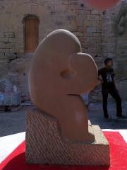 Ii bienal de escultura en floresta (lerida)