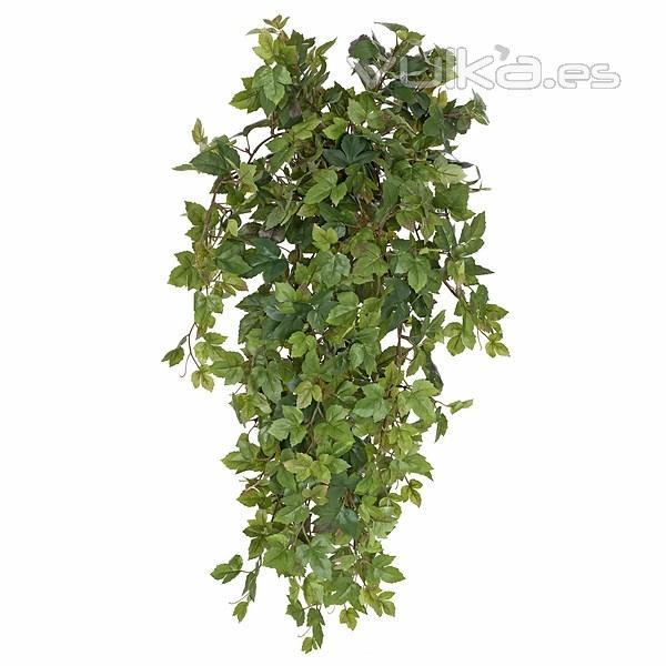 Foto plantas colgantes artificiales planta artificial colgante maple verde en la llimona home - Plantas artificiales exterior ...