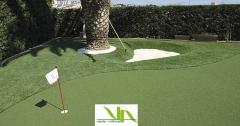 Golf verde artificial - foto 13