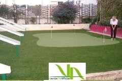 Golf verde artificial - foto 11