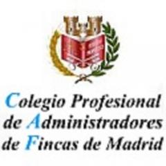Colegiados en administradores de fincas de madrid