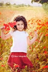 Fotógrafa de niños en Granada. Fotografía infantil