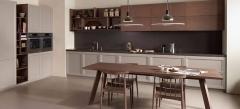 Mobiliario de cocina soho de dica color piedra