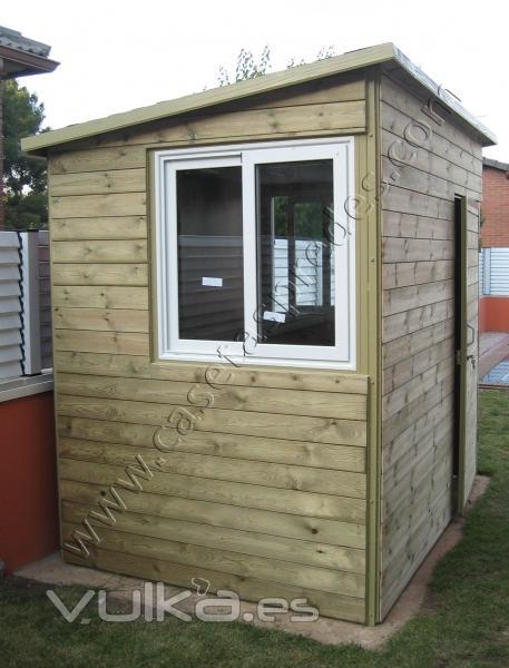Casas prefabricadas madera construcciones prefabricadas - Construcciones casas prefabricadas ...