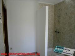 M18 olimpia blanco. mate acr�lico lavable, interior-exterior. gran blancura