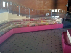 Kiosko de chucherias