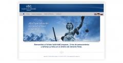 Web bufete de abogados valdivia&campaner