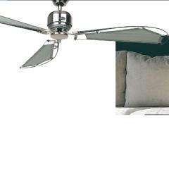 Original ventilador de estilo naútico