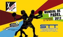Toalla mundial pádel 2012