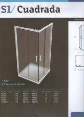 Mampara cristal seguridad micropunto desde 198eur i.v.a i