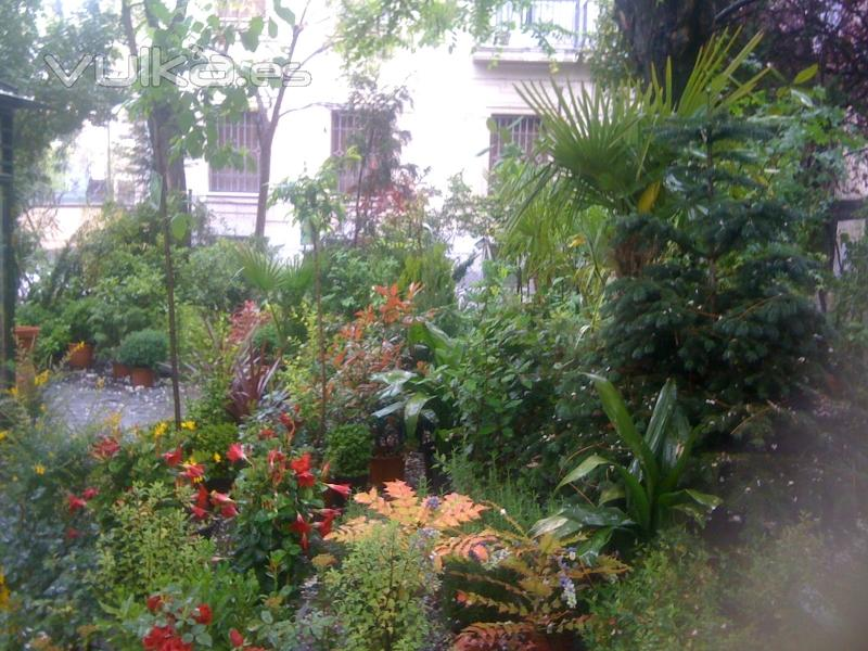 Jardineria eferama for Empresas de jardineria en girona