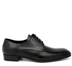 Zapato de vestir para caballero con cordoneras de la prestigiosa marca �ngel infantes. est�n fabrica