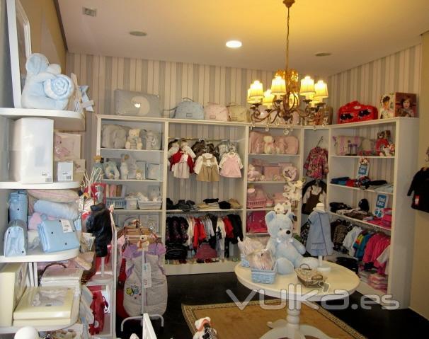Decoracion Tienda De Ropa Ni?os ~ Boutique Infantil en Segovia el Hada Nicoletta